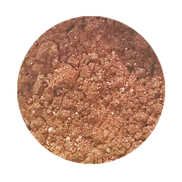 Cinnamon Sugar Natural Eye Makeup Loose Mineral Shadow (Cinnamon)