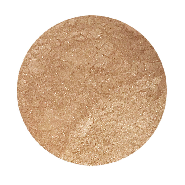 Beignet Natural Eye Makeup Loose Mineral Shadow (Earthtone)