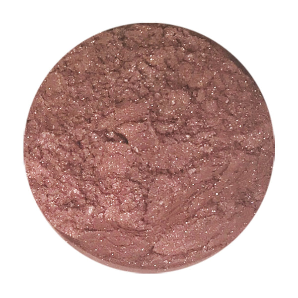 Grand Dame Natural Eye Makeup Loose Mineral Shadow (Mauve)