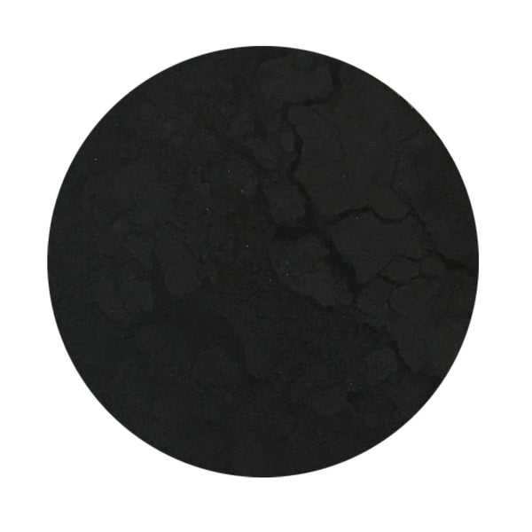 Noir Natural Eye Makeup Loose Mineral Shadow (Natural Black)