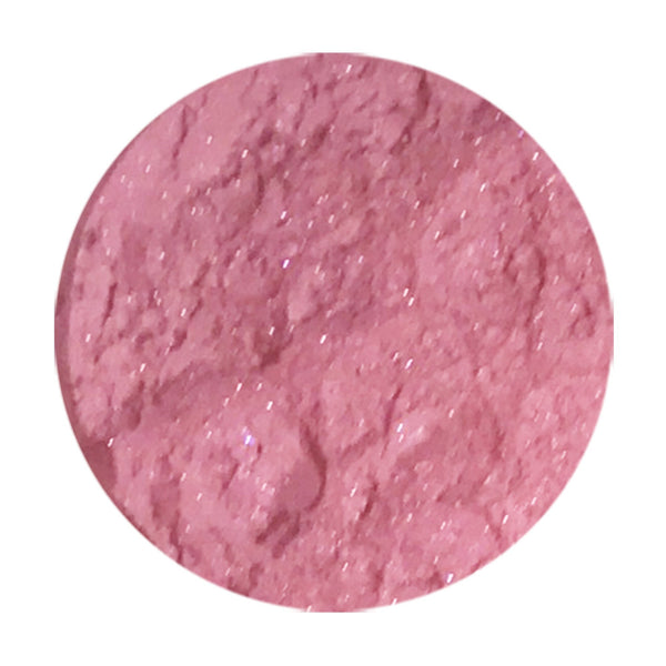 Girly Girl Natural Eye Makeup Loose Mineral Shadow (Peony)