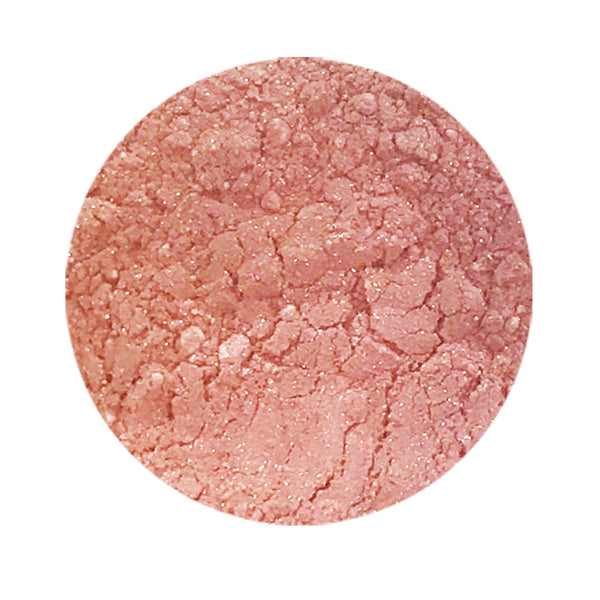 Babydoll Natural Eye Makeup Loose Mineral Shadow (Rose Gold)