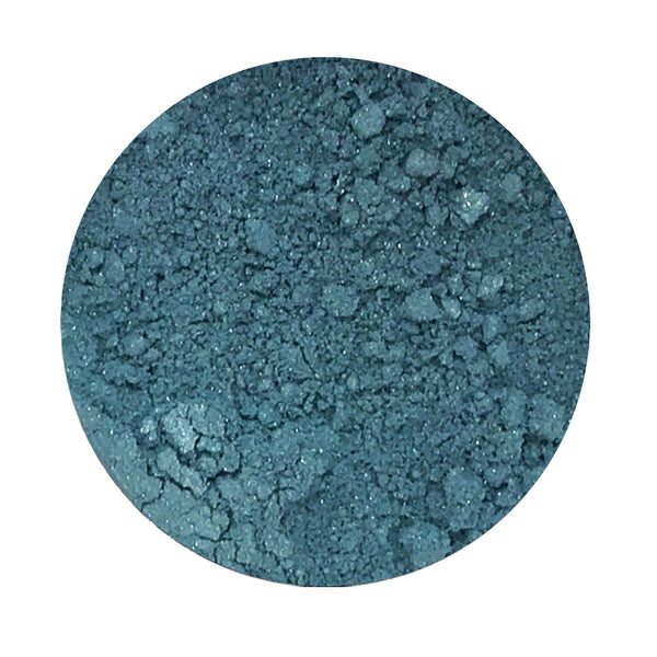 Blue Jean Baby Natural Eye Makeup Loose Mineral Shadow (Sapphire)