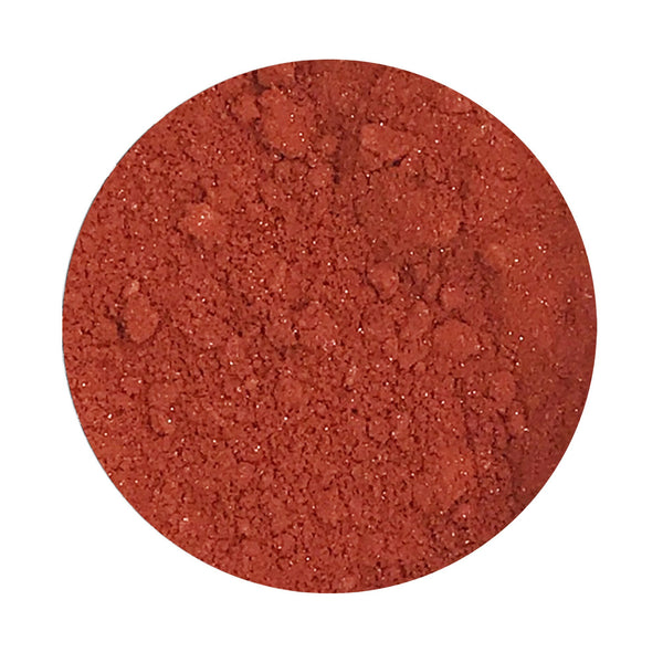 Fireball Natural Eye Makeup Loose Mineral Shadow (Tigerlily)