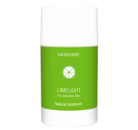 Limelight Baking Soda Free Natural Deodorant