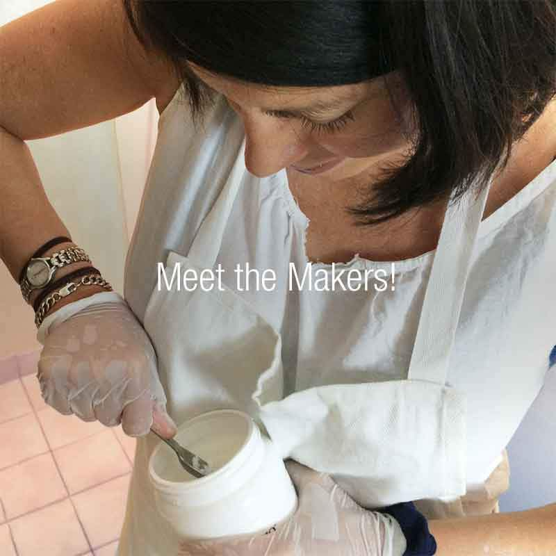 Meet the makers Donna Flagg and Patty Lee-Renert at Elm Wellness
