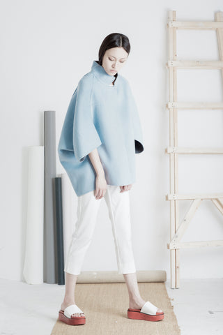 Mute by JL 2015 silk cashmere wool