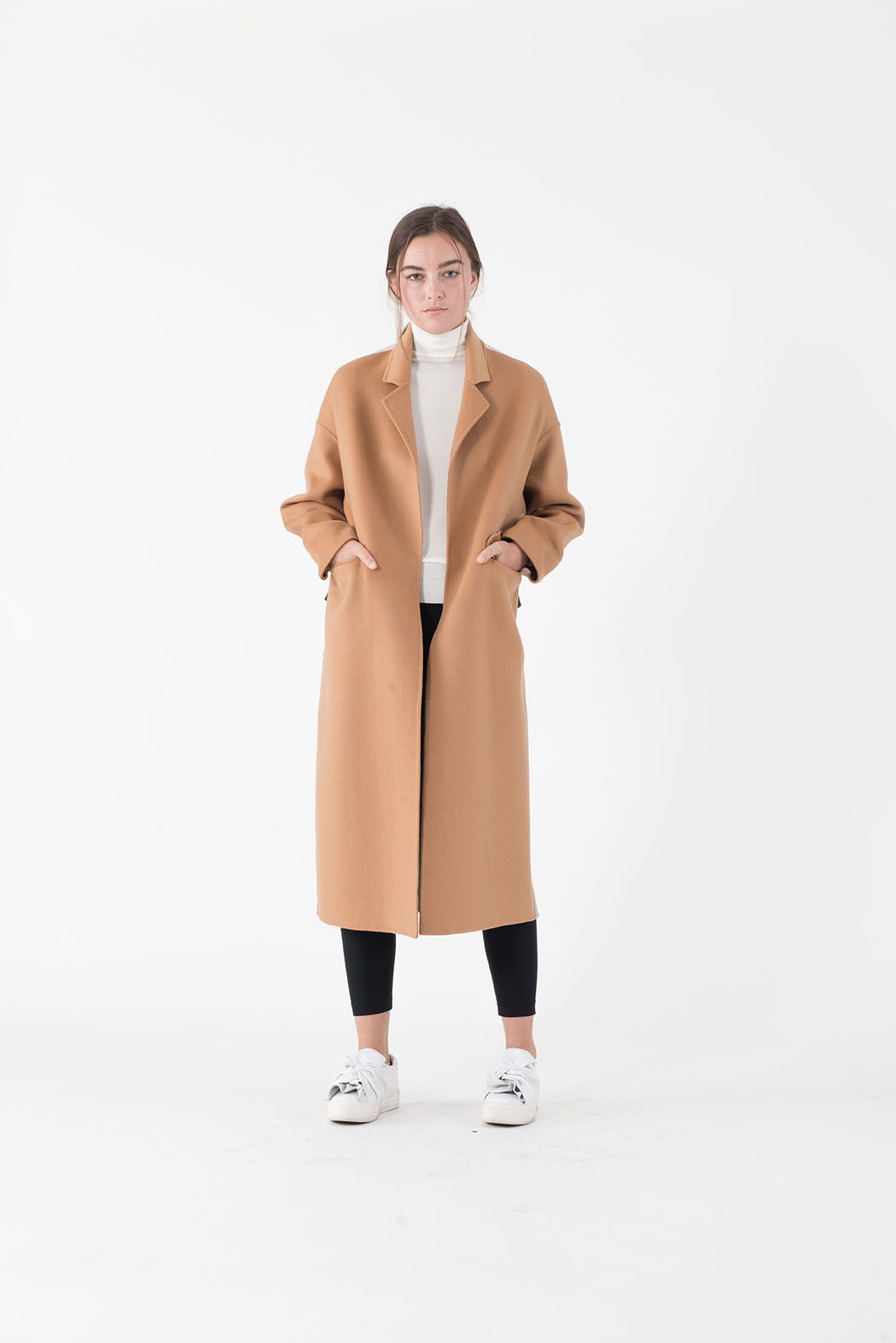 MT025 Mood board cashmere coat