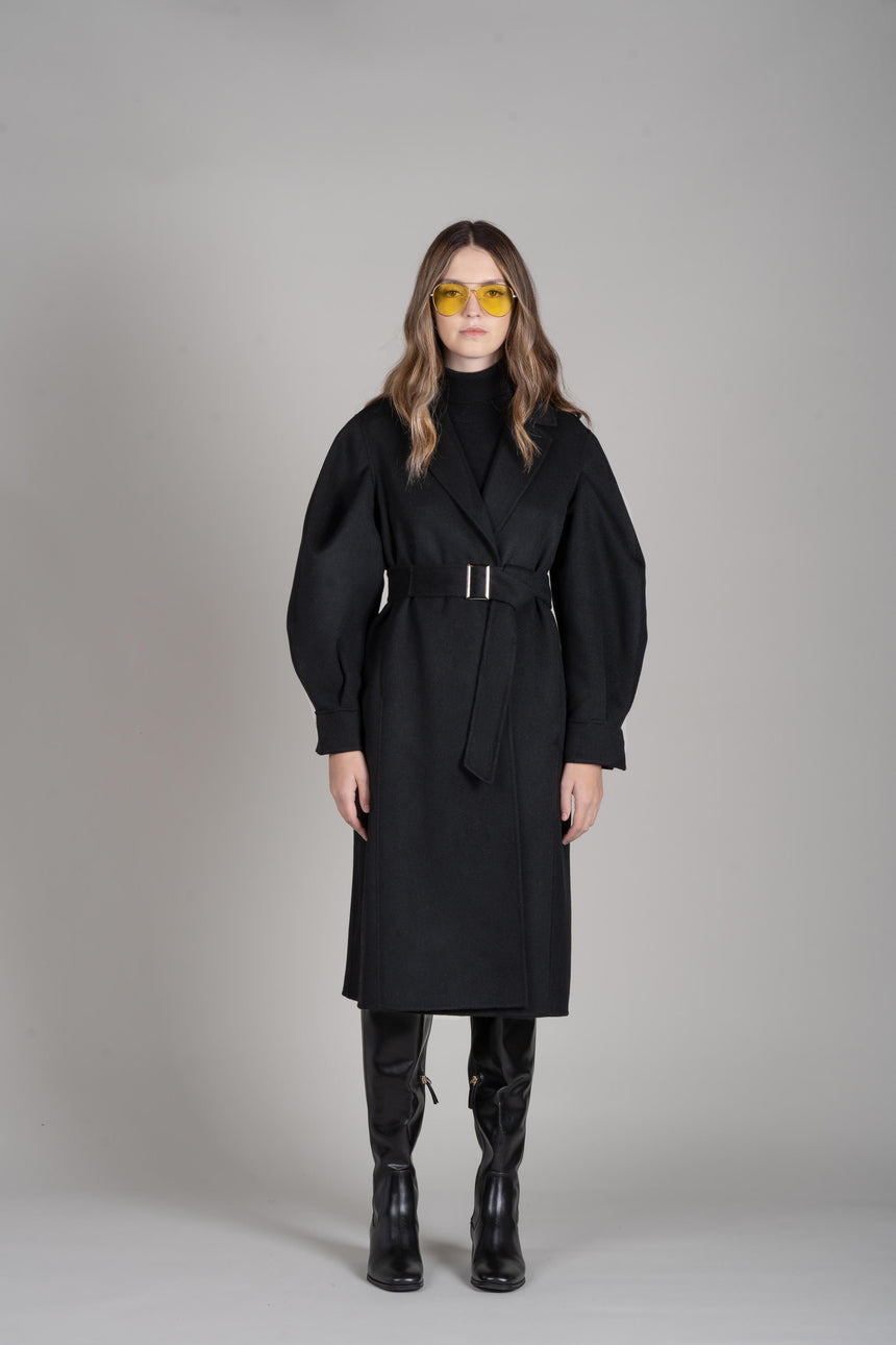 JL078B Iconic Hooded Parka