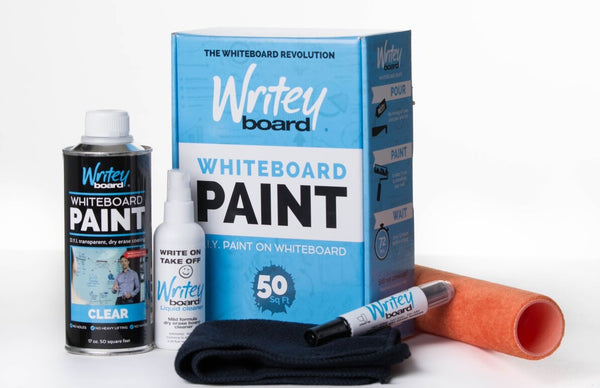 Transparent Dry Erase Paint - OUT OF STOCK