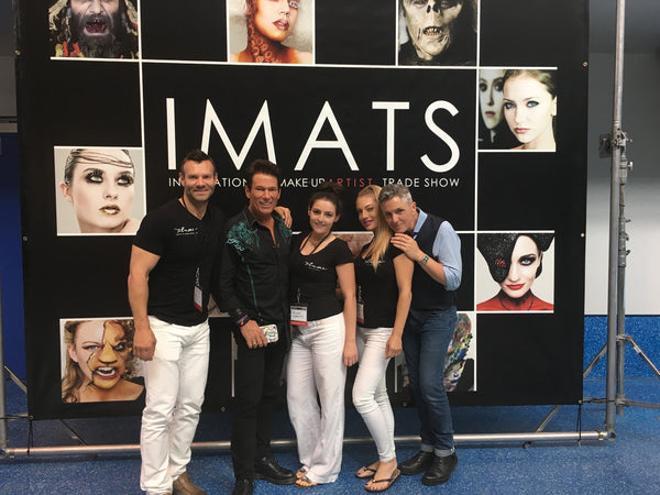 Plume brushes up on industry trends at IMATS Vancouver