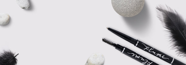 The Plume Nourish & Define Brow Pencil is Here!