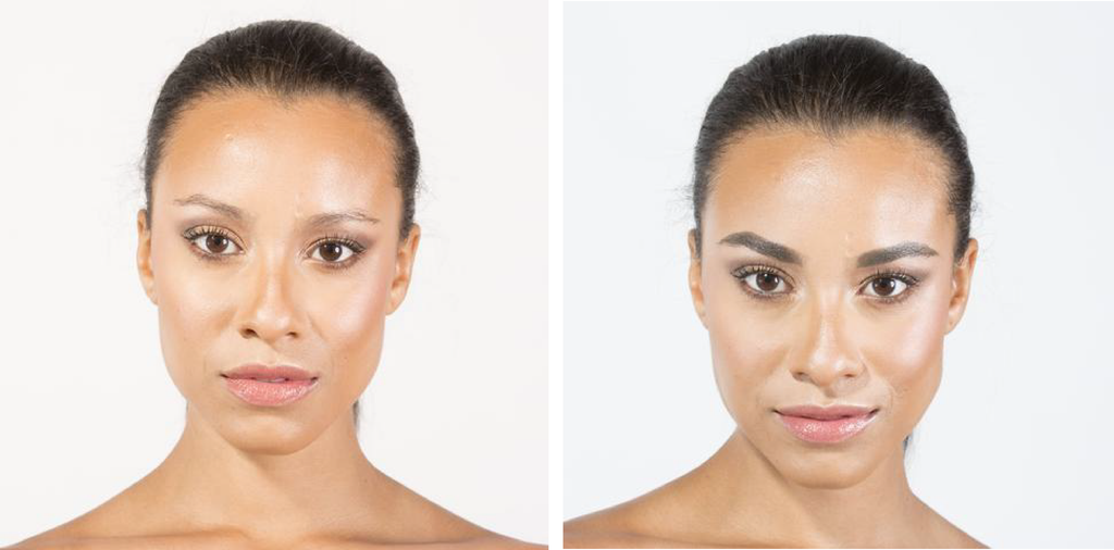 brow-model-before-after