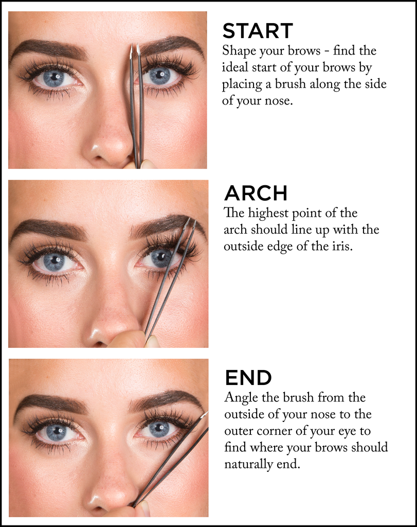 how-to-shape-your-brows-using-tweezers
