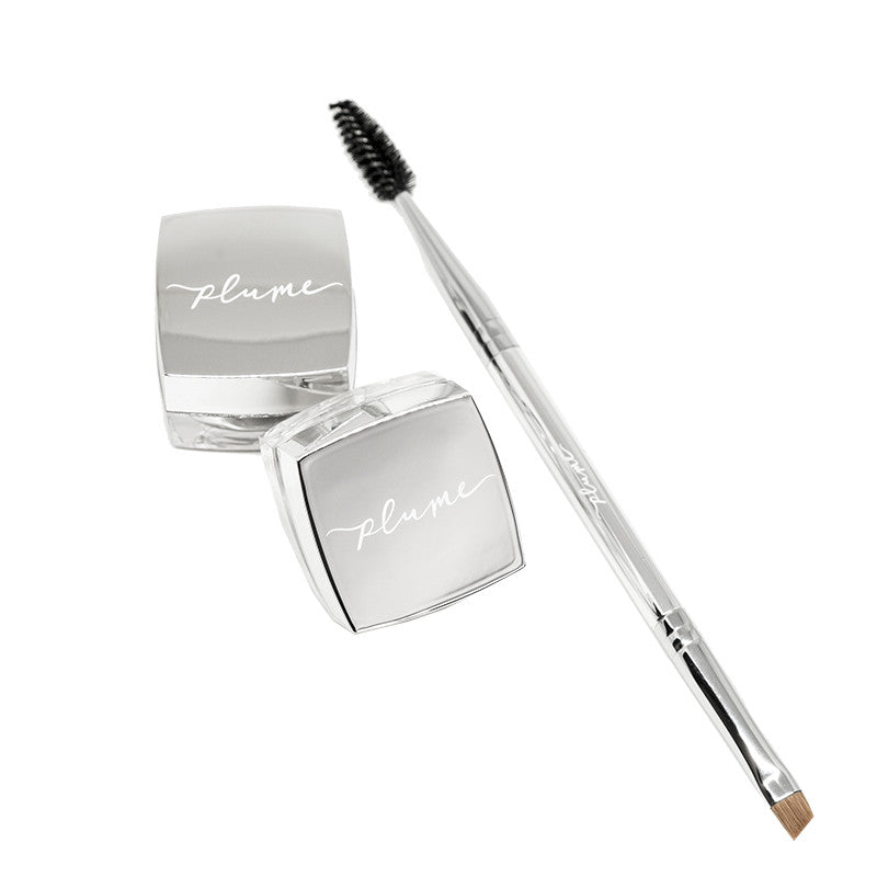 Nourish & Define Brow Pomade with Dual ended brush