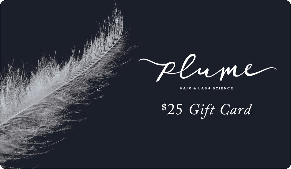 Plume $25 Gift Card