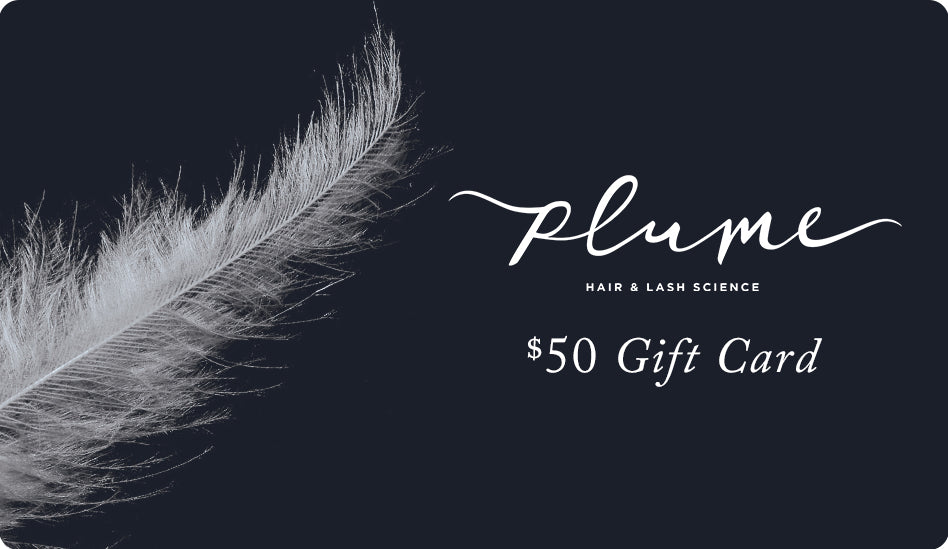 Plume $50 Gift Card