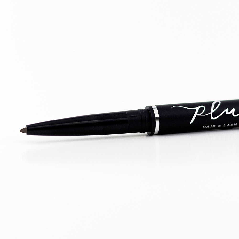 Plume Brow Pencil Endless Midnight shade