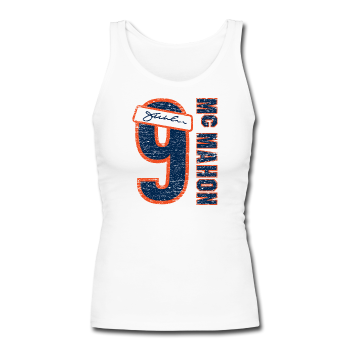 Jim McMahon - Women's Longer Length Fitted Tank