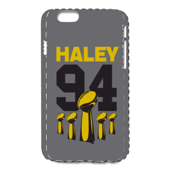 Charles Haley - iPhone 6/6s Phone Case