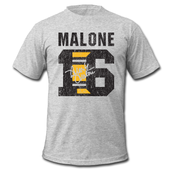 Mark Malone - Men's T-Shirt by American Apparel