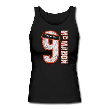 Jim McMahon- Women's Longer Length Fitted Tank