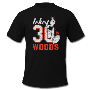 Ickey Woods - Men's T-Shirt