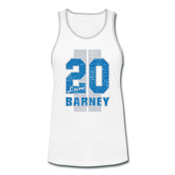 Lem Barney - Men's Contrast Tank Top