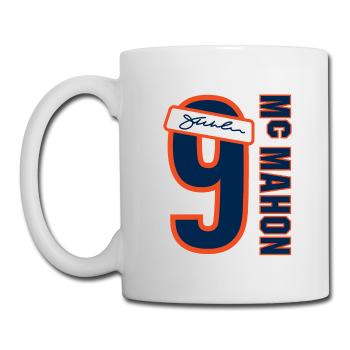 Jim McMahon - Coffee/Tea Mug