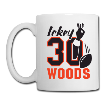 Ickey Woods - Coffee/Tea Mug