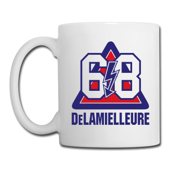 Joe DeLamielleure - Coffee/Tea Mug