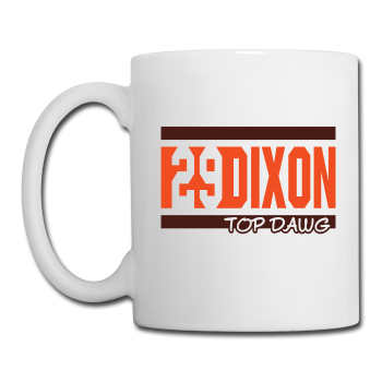 Hanford Dixon - Coffee/Tea Mug