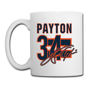 Walter Payton - Coffee/Tea Mug