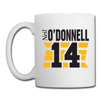 Neil O'Donnell - Coffee Mug