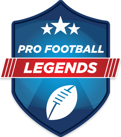 Pro Football Legends logo