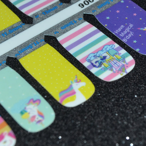 Unicorn Party - Youth Size Strips