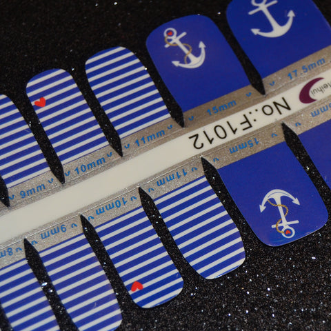 Sail Away Pedicure Set