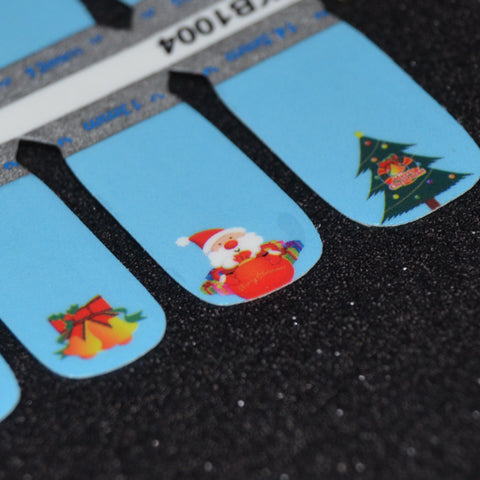 Santa's Magic - Youth Size Strips