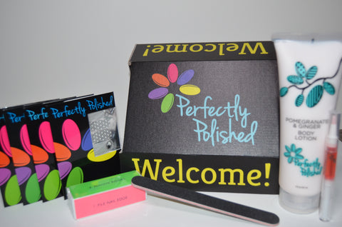 Welcome Kit - Become a Perfectly Polished Advisor - Perfectly Polished