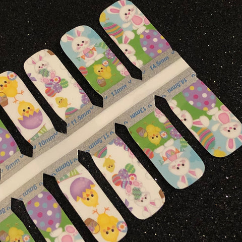 Hoppy Day - Youth Size Strips