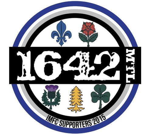 "Sticker | Collant, 3"" x 3"", 1642MTL"