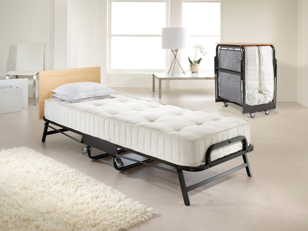 JAY-BE HOSPITALITY Folding Bed with Spring Mattress – Icon Home Store
