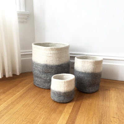 River Rock Yuba Nesting Baskets