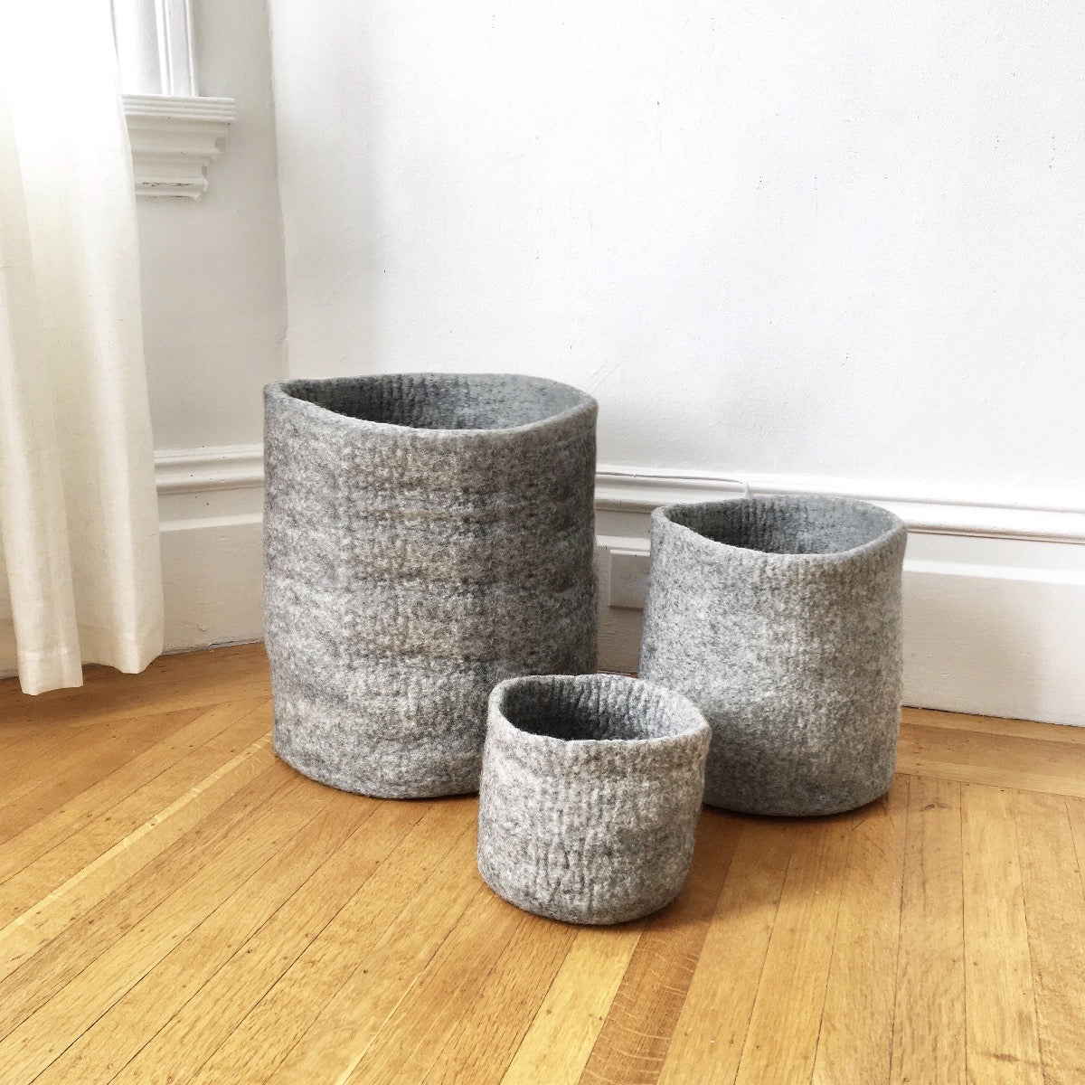 Granite Yuba Nesting Baskets
