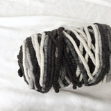 100% alpaca Love Fest Fibers chunky yarn