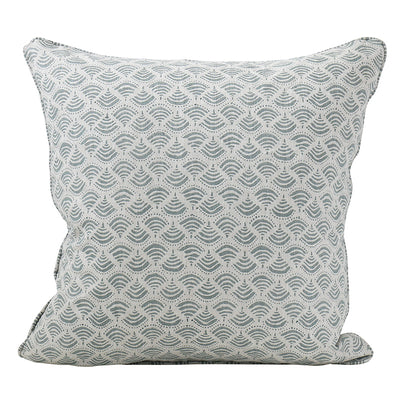 Delphi Celadon Pillow