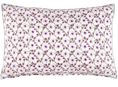 Acci Violet Pillow