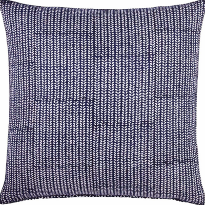 Aleppo Indigo Pillow