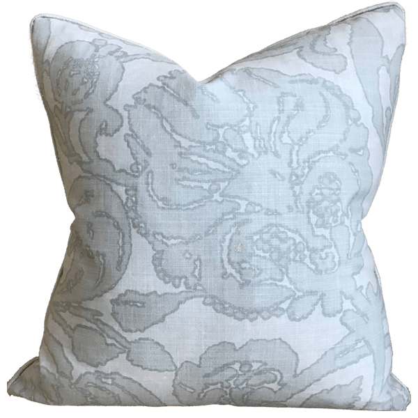 Anna Pale Blue Pillow