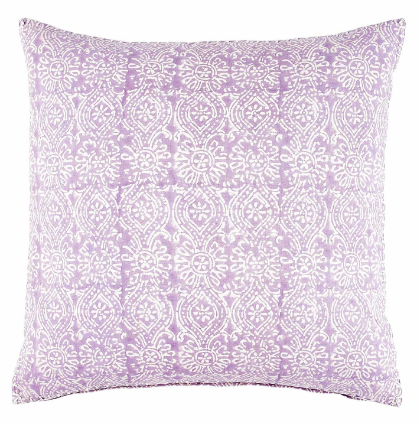 Avani Purple Pillow